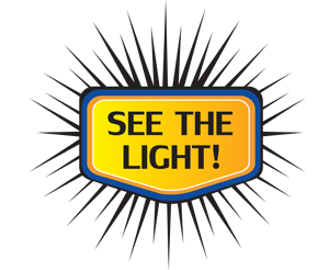 see the light logo